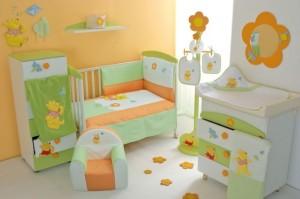 inrichten van de babykamer 1