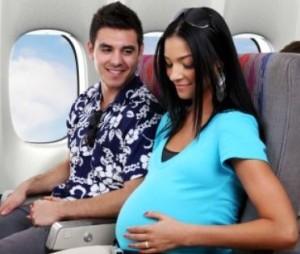 Op vakantie tijdens zwangerschap 1