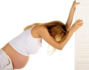 Duizeling tijdens de zwangerschap