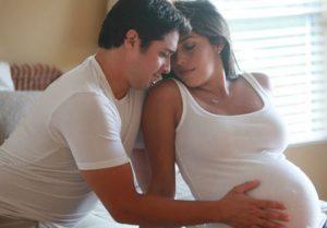 sex tijdens de zwangerschap
