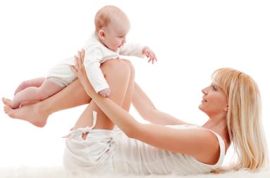 afvallen na zwangerschap