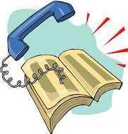 telefoonlijst