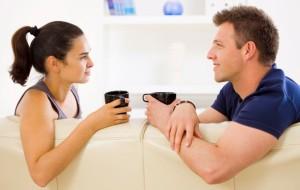praat met elkaar