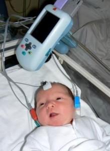 gehoortest baby